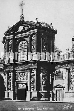Eglise Notre Dame (707) - Bordeaux
