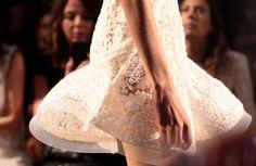 alex perry lace at Australian fashion week