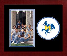 NCAA McNeese State University Spirit (Vertical) Picture Frame