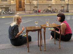 Restaurant day in Kruununhaka (by tulenheimo, via Flickr)