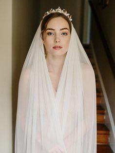 Fashion accessories | Incríveis marcas de tiara de noiva internacionais | Revista iCasei