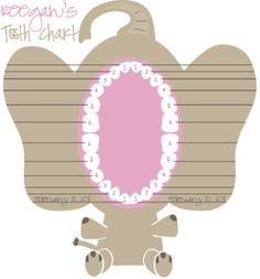 Baby Teeth Chart | ... her grow xo rache february 10th 1st tooth february 21st 2nd tooth
