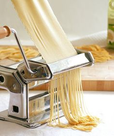 Imperia Pasta Machine    I have to search for this in my p's basement