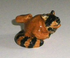 Raccoon Clay Whistle by WhistleWoman on Etsy
