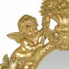 Barok Spiegel Angels Goud |