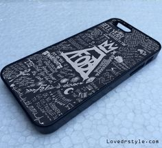 Fall Out Boy Lyrics | iPhone 4 Case | iPhone 5 Case | iPhone 5C Case | iPhone 6 Case | Samsung Galaxy S4/S5 Cases - lovedrstyle