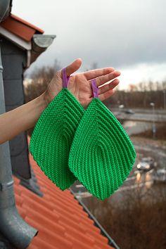 Potholder // crochet
