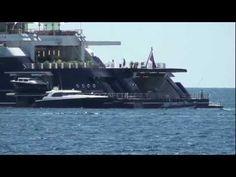 Paul Allen's Yacht OCTOPUS