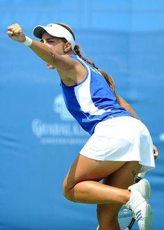 Monica Puig, Sport Tennis, Maria Sharapova, Running, Sexy, Sports, Hs Sports, Sport