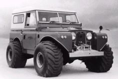 Shell Land Rover