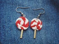 Cercei lollipop