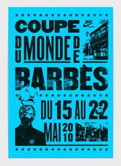 Coupe du Monde de Barbès - www.pierrejeanneau.com