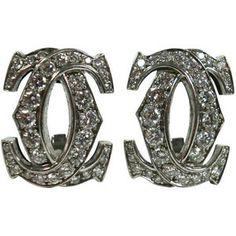 Cartier Jewels   1STDIBS.COM Jewelry & Watches - Cartier - Vintage Cartier Paris earrin ...