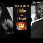 Intensiv-Workshop Son Cubano mit Didio und Lisset  Viele von uns kennen Didio Guevara von den zahlreichen Workshops die er hier in Nürnberg schon gegeben hat. Eines seiner Spezialgebiete ist dabei der Son Cubano. Uns begeistert er dabei am meisten mit seinem unvergleichlich eleganten Style aber natürlich auch mit der Art und Weise wie er die Workshops durchführt. Wir freuen uns daher ganz []  Mehr Salsa Bachata Kizomba Informationen auf salsastisch.de.