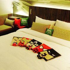 For Kidult Customers   ibis Styles Ambassador Seoul Gangnam / Kidult in Style package
