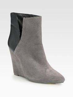 black + gray