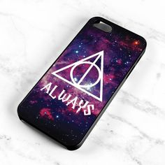 Harry Potter Case for iPhone 4 4s Always Sign by MintPrintCases