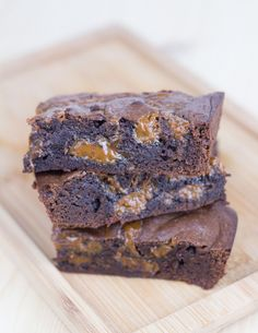 Objetivo: Cupcake Perfecto.: Brownie con swirl de dulce de leche (y sorteo con Márdel!)