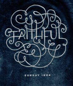 Jeff Rogers - Letters - Faithful for Sunday Ibok