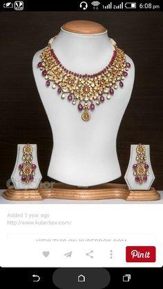 Perfect bridal set