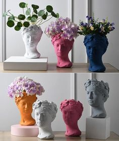 Muse Flower Pot – fourlinedesign Cartier Watches Exoticism and Sensuality Upon the Wrist Diy Décoration, Aesthetic Rooms, Plant Decor, Flower Pots, Flower Vases, Bedroom Decor, Artsy, House Design, Plants