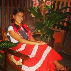 Bella flor de #Pochutla #Oaxaca