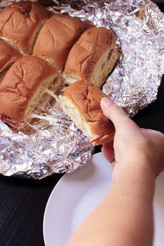 Ham & Swiss Sliders   Good Cheap Eats