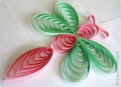 easy quilling patterns pinterest | Quilling- Simple Quilling patterns ,tips and tutorials