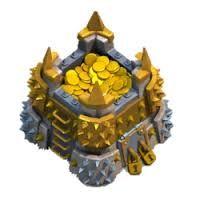 almacen de oro lvl 11 clash of clans