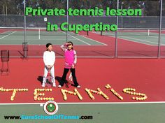 Euro School of Tennis offers Private tennis lesson in Cupertino!!
