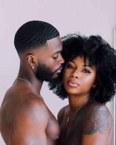 Black Love Couples, Black Love Art, Cute Couples Goals, Photoshoot Themes, Couple Photoshoot Poses, Couple Goals Relationships, Relationship Goals Pictures, Pelo Natural, Black Girl Aesthetic