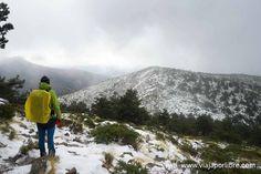 Ruta al Montón de Trigo desde Cercedilla