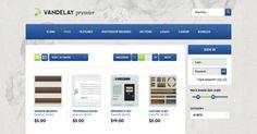 Quickly Design an E-Commerce Website Using a UI Set