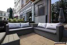 Outdoor Sectional, Sectional Sofa, Outdoor Furniture, Outdoor Decor, Lounge, Wellness, Home Decor, Airport Lounge, Modular Couch