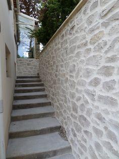 1000 id es sur le th me murs en pierre fausse sur for Pierres decoratives exterieur