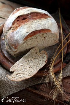Pain de Campagne ~~ French Rustic Bread