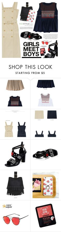 """""""YesStyle - 10% off coupon"""" by defivirda ❤ liked on Polyvore featuring Summer and yesstyle"""