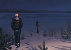 (More) Artwork from Simon Stålenhag. - Imgur