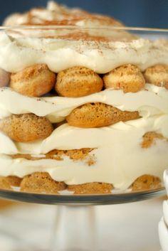 Our Share of the Harvest » Quick Tiramisu Trifle