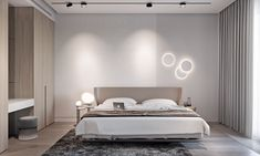 20 Home Design Simple interior design Style of the XXI century Luxury Home Decor, Home Decor Trends, Luxury Homes, Decor Ideas, Modern Bedroom Design, Modern Interior Design, Simple Interior, Bedroom Wall, Bedroom Decor