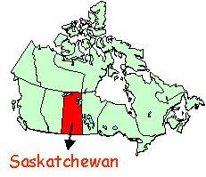 Saskatchewan resources from Kidzone.