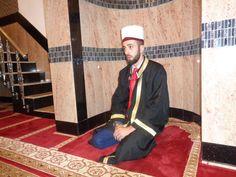 Muslimischer Verein Bern  Imam Besir Emini