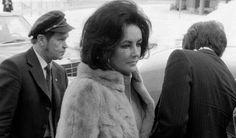 Elizabeth Taylor in Finland 1975