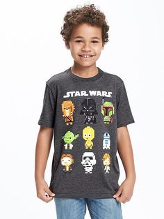 Star Wars Graphic Tee for Boys {affiliate link}