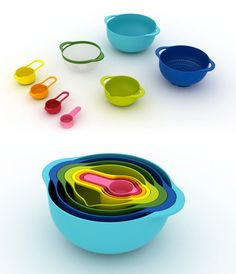 Super Starter Set: Nest Bowls by Morph