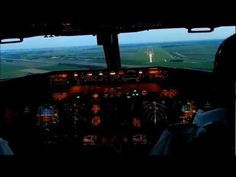 Crosswind Landing(to AMS),  Right seated F/O is my friend :)