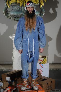 Bernhard Willhelm Fall Winter 2012 Menswear Collection