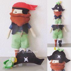 Captain Kidd - Felt