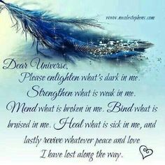 A beautiful prayer for today! Cherokee Billie Spiritual Advisor ✿´¯`*•.¸¸✿ LIKE & SHARE ✿´¯`*•.¸¸✿ Visit: http://www.cherokeebillie.com/