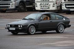 """norwegianalfisti: """"Alfa Romeo GTV  """""""